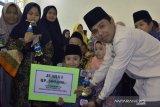 Koto Panjang raih juara umum di MTQ Padang Panjang Timur