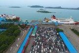 ASDP layani 688.836 unit truk logistik di tujuh cabang utama