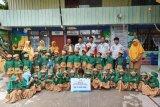 YBM PLN berikan bantuan kepada TK Mutiara Hati Wamena