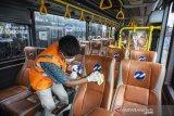 Antisipasi penyebaran COVID-19, TransJakarta perketat rute layanan