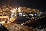 Kemenhub membantah ada nakhoda kapal terindikasi corona di Tanjung Priok