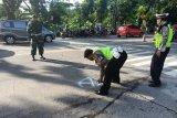 Truk kontainer tabrak lima motor di Semarang, bocah 6 tahun tewas