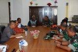 Pangdam XVII/Cenderawasih kunjungi Timika mengecek situasi keamanan