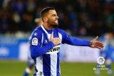 Valencia ditahan imbang Alaves 1-1
