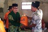 Muhammadiyah Kabupaten Magelang bakti sosial di lokasi  banjir-longsor