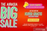 AirAsia gelar program BIG Sale dengan menebar enam juta kursi promo untuk gairahkan wisata