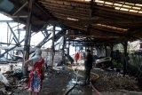 Mes karyawan di Setiabudi Jakarta Selatan ludes terbakar