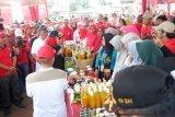 Bupati Winarti ajak masyarakat minum minuman herbal