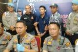 Polisi tembak kaki pelaku penikaman  di Gunungsitoli
