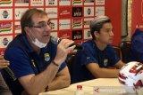 Robert Alberts mengaku ingin pensiun di Persib Bandung