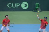 Davis Cup : Indonesia tanpa Christo dan David saat melawan Barbados