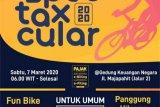 KPP Pratama Biak  pelayanan pajak melalui fun bike