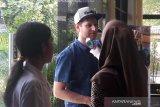 Kunjungan wisman ke Candi Borobudur turun