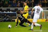 Dortmund rebut posisi kedua setelah menang tipis atas Gladbach