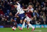 Tottenham ditahan imbang Burnley