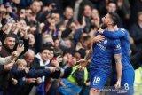 Giroud dan Caballero memperpanjang kontrak bersama Chelsea hingga 2021
