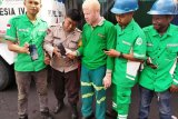 Bhabinkamtibmas Polsek KPL Jayapura sosialisasi aplikasi Noken