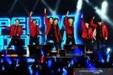 Super Junior hingga Twice hadir di YouTube temani #dirumahaja