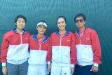 Tim Tenis Indonesia bertahan di Grup 1 Piala Fed