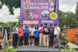 Umat Hindu di Makassar menggelar Festival Banjar sambut Hari Raya Nyepi