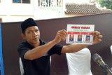 Pemilihan Ketua RT 02 Durian Payung Bandarlampung berlangsung demokratis