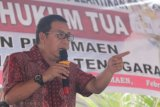 Bupati awasi penyampaian LHKPN pejabat Pemkab Minahasa Tenggara