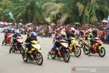 Motorprix Sampit ajang uji kemampuan pembalap lokal