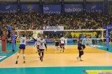 Tim bola voli putri Bandung BJB Tandamata taklukkan Jakarta BNI 46