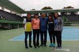 Bonus menghampiri tim tenis Piala Fed Indonesia setelah bertahan di Grup I