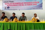 Komisi Informasi Sulbar telah tangani 109 sengketa informasi