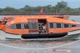 Viking Sun turunkan penumpang di Benoa Bali
