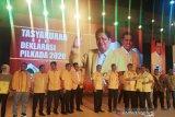 Partai Golkar berikan surat tugas 10 bacalon Pilkada Sulsel