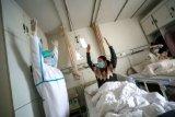 Hotel di China ambruk, 70 penduduk yang dikarantina COVID-19 terperangkap