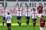 Klub papan bawah berhasil pecundangi Milan