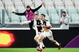 Tekuk Inter 2-0, Juventus kembali rebut pucuk klasemen