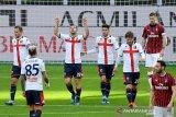Milan dipecundangi klub papan bawah di kandang sendiri San Siro