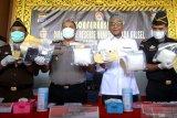 Seorang remaja asal Jakarta bawa 4,97 kg sabu ke Banjarmasin