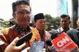 Pimpinan MPR temui pimpinan KPK untuk penguatan pemberantasan korupsi