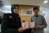 ACT galang gerakan 1.000 antiseptik untuk dibagikan gratis