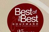Buku kuliner Gorontalo raih penghargaan Gourmand Awards