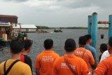 Gubernur Kalteng pantau pencarian korban tabrakan speed boat Taman Nasional-Tim TNI