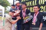 Duka DPRD Kapuas kehilangan Dandim baik hati