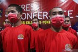 Petugas tahan 27 nelayan asal Vietnam
