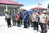 Kapolda Papua bersama Pangdam Cenderawasih kunker ke Waropen