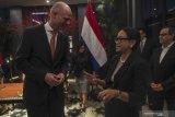 Dua Staf Kedubes Belanda dirawat di RS akibat kecelakaan di Sungai Sebangau