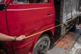 Truk lebihi muatan juga akan ditilang di Tol Pekanbaru-Dumai