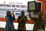 Kota Kupang dapat sertifikat ISO 9001:2015  dari Sucofindo