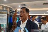 Luhut Binsar pastikan lahan untuk kawasan Borobudur sudah finalisasi