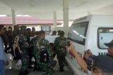 Jenazah prajurit TNI AD tertembak KKB akan diterbangkan menuju Baubau