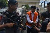 KPK eksekusi Bupati Lampung Utara Agung ke Rutan Bandarlampung